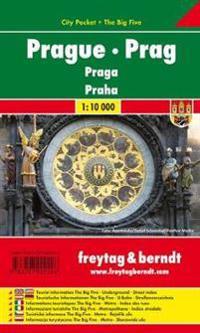 Prag 1 : 10 000 City Pocket + The Big Five