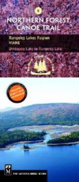 Rangeley Lakes Region: Maine, Umbagog Lake to Rangeley Lake-Trail Section 8