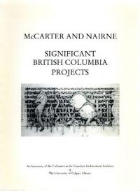 Mccarter and Nairne
