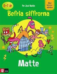 Pysselbok Matte Befria siffrorna