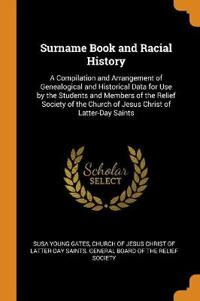 Surname Book and Racial History