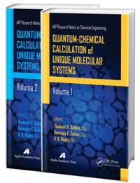 Quantum-chemical Calculation of Unique Molecular Systems