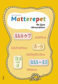 Matterepet De fyra räknesätten