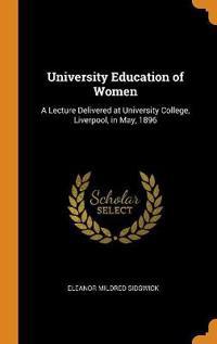 University Education of Women