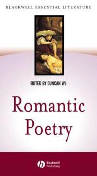 Romantic Poetry: A Study in the Methodology of Philosophizing