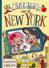 Sofi och Jakob reser till New York