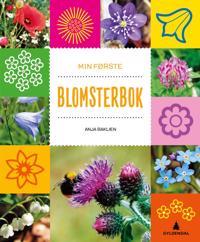 Min første blomsterbok - Anja Baklien pdf epub