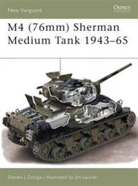 M4 76mm Sherman Medium Tank 1943-65