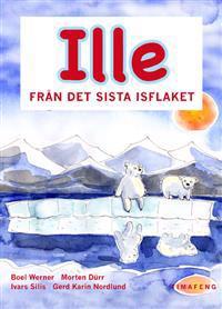 Ille isbjorn fra sidste isflage