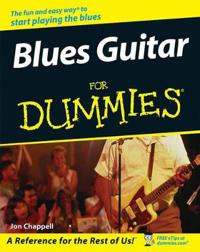 Blues Guitar for Dummies [With CDROM]