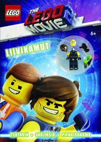 The Lego Movie 2 Liivikamut -puuhakirja legohahmolla