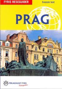 Prag : reseguide utan separat karta