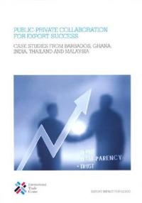 Public-Private Collaboration for Export Success