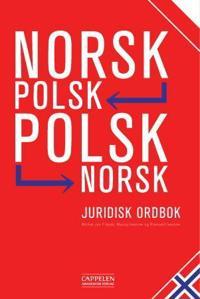 Norsk-polsk polsk-norsk juridisk ordbok