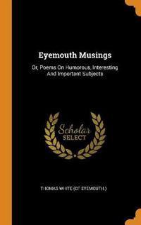 Eyemouth Musings