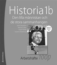 Historia 1 100 p - 10-pack arbetshäfte
