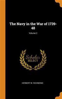 Navy in the War of 1739-48; Volume 2