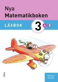 Nya Matematikboken 3 A+B Läxbok