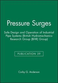 8th International Conference on Pressure Surges