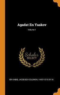 Agadat En Yaakov; Volume 1