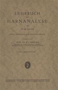 Lehrbuch Der Harnanalyse