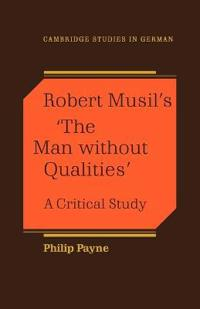 Robert Musil's 'the Man Without Qualities'