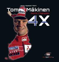 Tommi Mäkinen – World Champion
