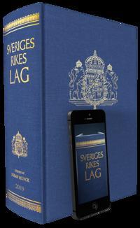 Sveriges Rikes Lag 2019 (klotband) : När du köper Sveriges Rikes Lag 2019 får du även tillgång till lagboken som app med riktig lagbokskänsla.