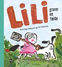 Lili graver en fælde