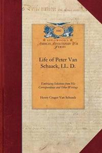 The Life of Peter Van Schaack, Ll. D.