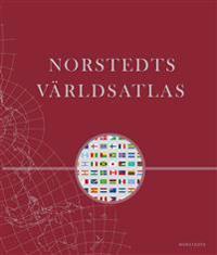 Norstedts Världsatlas -  pdf epub