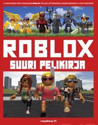 Roblox - Suuri pelikirja