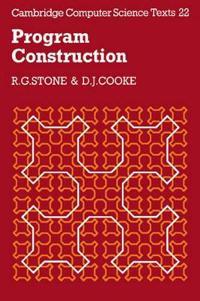 Program Construction