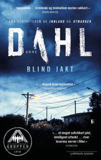 Blind jakt - Arne Dahl pdf epub