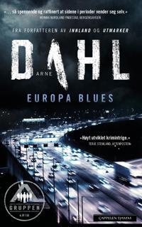 Europa blues - Arne Dahl | Inprintwriters.org