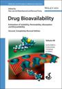 Drug Bioavailability: Estimation of Solubility, Permeability, Absorption and Bioavailability