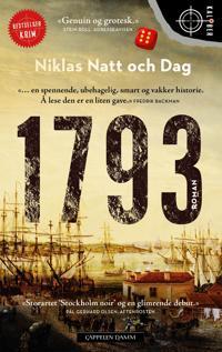1793 - Niklas Natt och Dag pdf epub