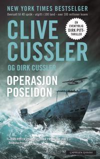 Operasjon Poseidon - Clive Cussler, Dirk Cussler pdf epub