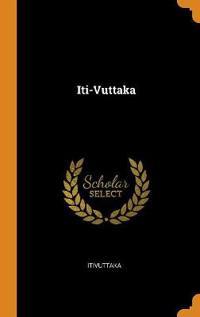 Iti-Vuttaka