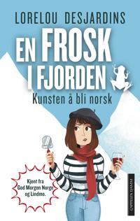En frosk i fjorden - Lorelou Desjardins | Ridgeroadrun.org