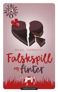 Falskspill og finter - Mikael Thörnqvist | Inprintwriters.org
