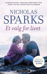 Et valg for livet - Nicholas Sparks | Inprintwriters.org