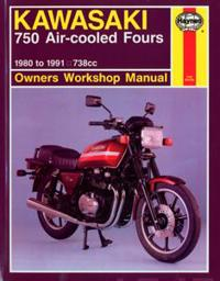 Kawasaki 750 Air-cooled Fours Owners Workshop Manual