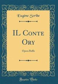 IL Conte Ory