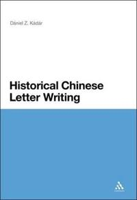 Historical Chinese Letter Writing