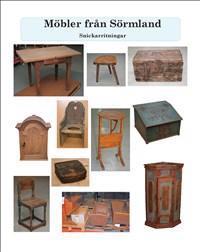 Möbler från Sörmland : snickarritningar