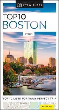DK Eyewitness Top 10 Boston