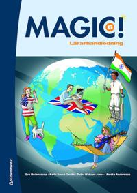 Magic! 6 Lärarpaket Digitalt + Tryckt