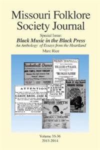 Missouri Folklore Society Journal