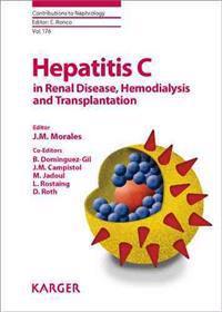 Hepatitis C in Renal Disease, Hemodialysis and Transplantation
